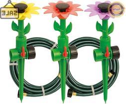 Melnor Multi-Adjustable Sprinklers and Garden Hoses Kit - FR