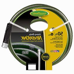 NeverKink Garden Hose, Heavy-Duty, 5/8-In. x 50-Ft.
