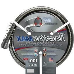 NeverKink 5/8-in x 100-ft Premium-Duty Kink Free Vinyl Coile