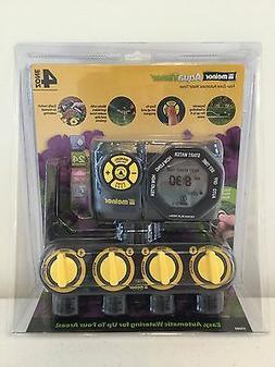 NEW Melnor AquaTimer 4-Zone 24 Cycle Digital Electronic Wate