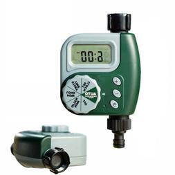 NEW Single-Dial Water Timer 1-Valve Digital Watering Garden