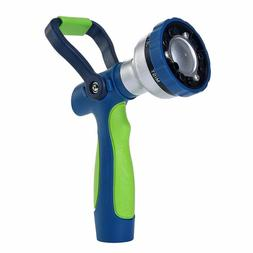 GREEN MOUNT New Patent Garden Hose Nozzle, Heavy Duty Water