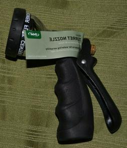 Orbit Irrigation 27698 7 Pattern Chrome Turret Pistol Nozzle