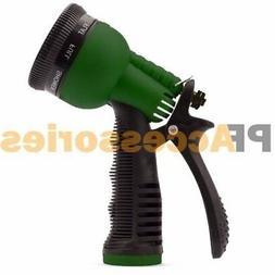 7 Way Patterns Heavy Duty Garden Hose Water Pressure Spray N