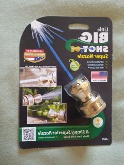 Power Nozzle Sports Outdoors Spray Water Patio Lawn Garden H