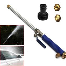 New High Pressure Power Washer Spray Nozzle Water Hose Wand