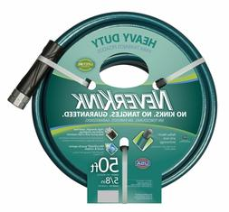 NEVERKINK PRO 5/8 in. Dia x 50 ft Commercial Duty Water Hose