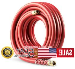 Gilmour Pro Commercial Garden Hose Red 3/4 inch x 25 feet 84
