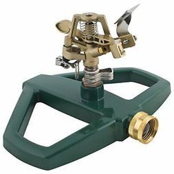 Melnor 3900H Metal Pulsating Sprinkler - Metal, Steel, Brass
