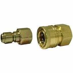 "Apache 98441024 3/8"" Quick Disconnect Pressure Washer Adapte"