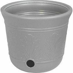 Outdoor Resin Garden Water Hose Decorative Storage Pot Conta