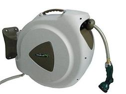 RL Flo-Master 65HR8 Retractable Hose Reel with 8 Spray Patte