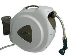RL Flo-Master 65HR8 Retractable Hose Reel with 8 Spray Patte