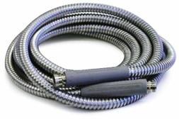 Armadillo Hose RV10 1/2-Inch by 10-Foot Galvanized Steel RV