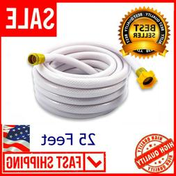 Camco Short Drinking Water Garden Hose Safe Lead Free Heavy