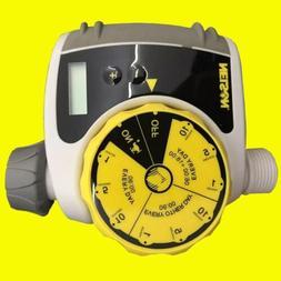 Single-Dial Water Timer Water Pressure Garden Hose Tools Yar