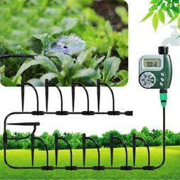 Single Outlet Programmable Hose Faucet Timer Garden Water Co