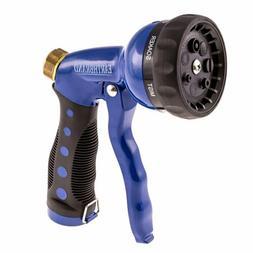 Earthbrand Solid Metal Garden Hose Spray Nozzle Hand Sprayer