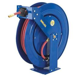 Coxreels Truck Series Hose Reel with EZ-Coil, Spring Return,