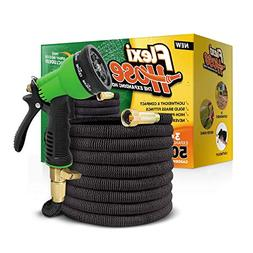 Flexi Hose Upgraded Expandable Garden Hose, Extra Strength,