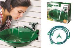 Water Faucet Drinking Fountain Hand Washing Garden Tap Hose