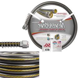 WATER HOSE NeverKink 5/8-in x 50-ft Heavy-Duty Kink Free Vin