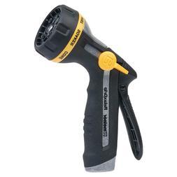 Water Hose Nozzle 8 Pattern Rear Trigger Spray Garden Lawn D