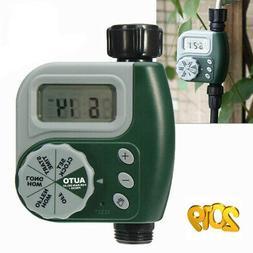 Water Outdoor Garden 1-Outlet Irrigation Controller Hose Fau