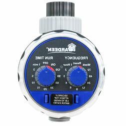 Water Timer Electronic Hose Sprinkler Garden Irrigation Cont