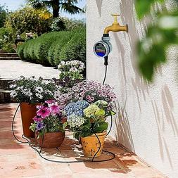 Watering Garden System Timer For Hose Battery Operated Timer