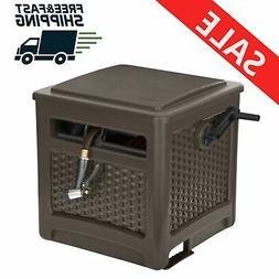 Suncast Wicker Smart Trak, Java