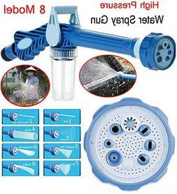 WOWCC 8 in 1 Jet <font><b>Spray</b></font> Gun Soap Dispense