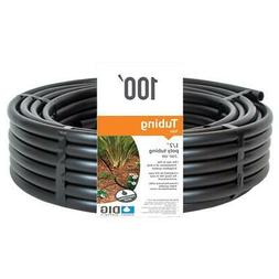 DIG 1/2 in.  x 100 ft. Poly Drip Tubing Garden Watering & Ir