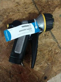 Melnor XT Metal Garden Hose Nozzle; Front Trigger with Flow